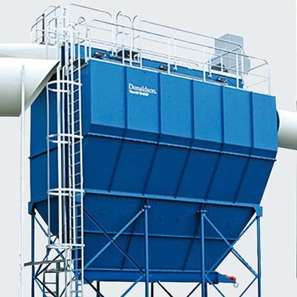 Modular Baghouse dust collectors